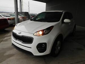 2017 Kia Sportage LX,A/C,CRUISE,CAMERA,BLUETOOTH,SIEGES CHAUFFAN