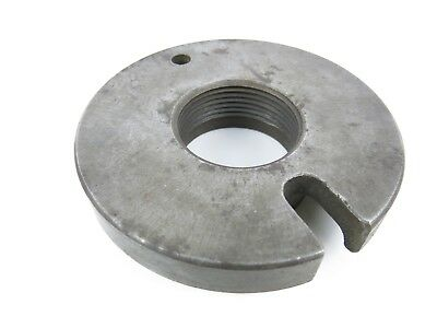 South Bend Heavy 10 13 Lathe Faceplate 2 -14 X 8tpi 5.5 Diameter
