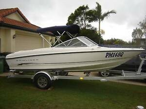 Bayliner 175 Bowrider, New Engine. Warranty Caloundra Caloundra Area Preview