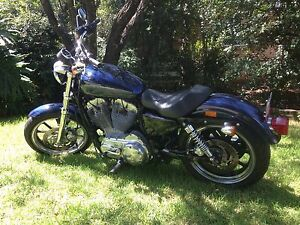 Harley-Davidson XL883L Sportster Superlow Harristown Toowoomba City Preview
