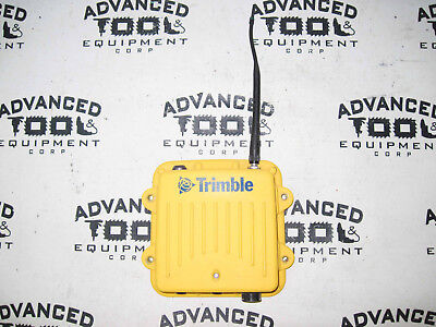Trimble Machine Control Radio Model Snr921 900hz And 2.4ghz Gps Antenna