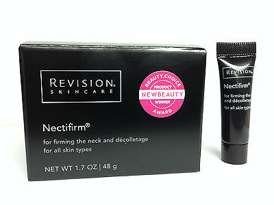Revision Nectifirm Neck Firming Cream 1.7 oz Jar w/ Bonus Nectifirm Sample