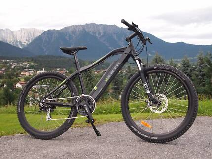 EARTH Prime Mi5 Hard tail Electric Bike Bicycle E-MTB Brand New
