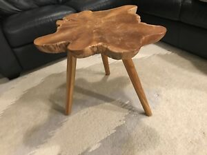 Live Edge Coffee Table or End Table