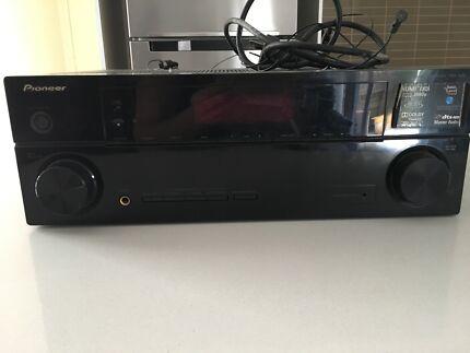 Pioneer vsx 536s stereo receiver radios receivers gumtree pioneer vsx 520 fandeluxe Gallery