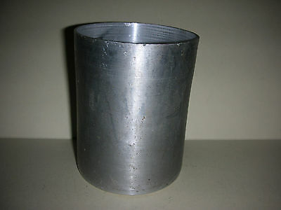"""Seamless 3"""" x 4"""" Round Candle Mold (Box G)"""