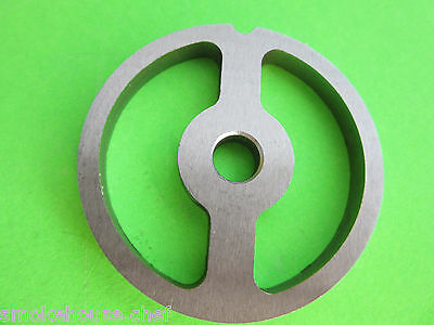 8 Sausage Stuffing Kidney Plate Disc For Cabelas Lem Weston Meat Grinder