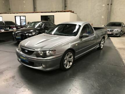 FORD FALCON XR6 UTE MY04 UPDATE FAST EASY  FINANCE
