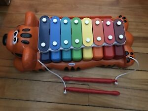 Piano xylophone little tikes