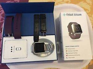 Fitbit Blaze Rhodes Canada Bay Area Preview