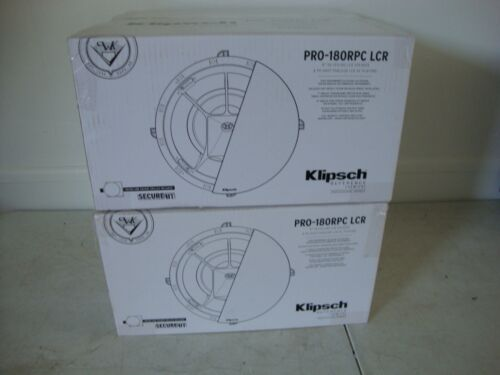 Klipsch PRO-180RPC-LCR In-Ceiling Speaker