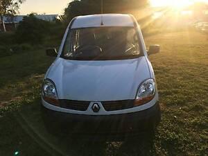 2006 Renault Kangoo Van/Minivan Yeerongpilly Brisbane South West Preview