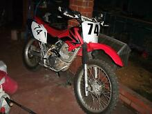 2008 Honda CRF230L Jarrahdale Serpentine Area Preview