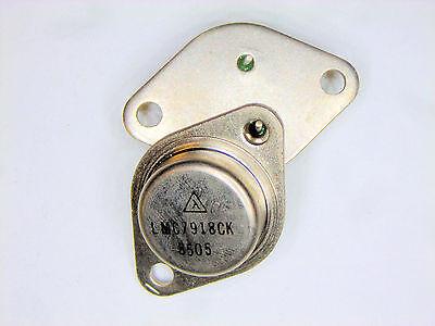 Lmc7918ck Lamda 18v Negative Voltage Regualtor To-3 2 Pcs