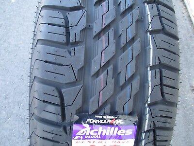 4 New 25555R18 Achilles Desert Hawk AT Tires 2555518 55 18 R18 55R All Terrain