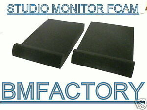PRO-Studio-Monitor-Recoil-Foams-Speaker-Isolation-Stand-for-Recording-Pair