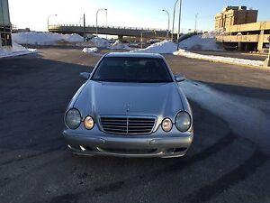 Mercedes-Benz E430 4 Matic 2001 111,000km