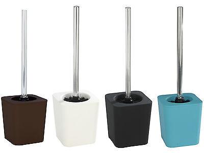 Wenko WC-Garnitur Toiletten Bürste Klobürste Klobürstenhalter Bürstengarnitur