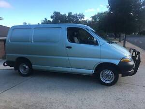 1996 Toyota Hiace SBV Van