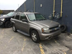 2006 Chevrolet Trailblazer 4x4 , certified !!!