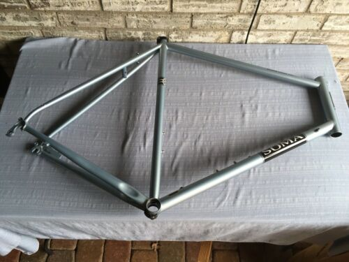 2017 Soma Double Cross Disc Frame - 66cm Center to Top of Seat Tube