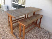 Table and bench seats Mango Hill Pine Rivers Area Preview