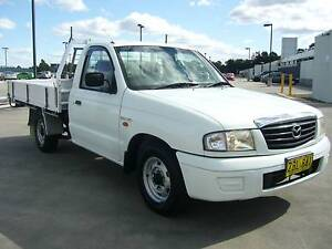 2003 Mazda Bravo DX single cab chassis 2.6 petrol Castle Hill The Hills District Preview