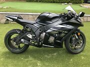 Kawasaki ZX-10R Limited Edition Kangaroo Point Brisbane South East Preview