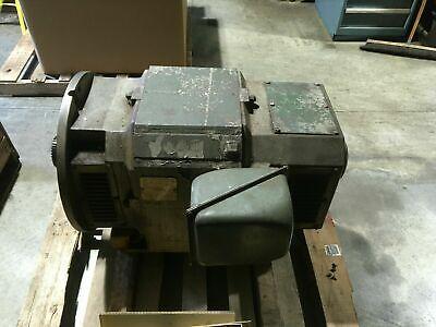 60 Hp Dc Reliance Electric Motor 6502600 Rpm 406atdz Frame 240 V