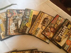 4WD action DVDs.   6 of. Singleton Singleton Area Preview