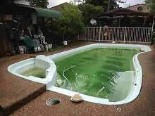 swimming pool inground laminated fiberglass with filter Maroubra Eastern Suburbs Preview