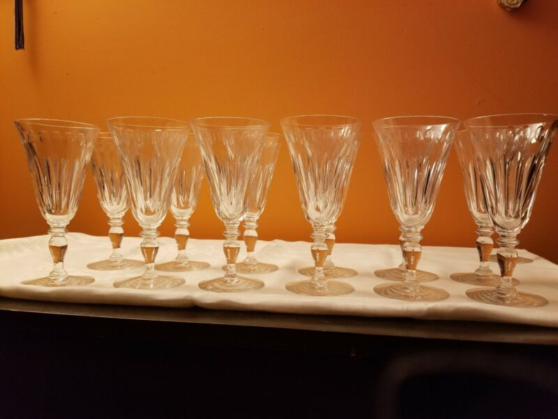 Hawkes Water Glasses - Set of 13