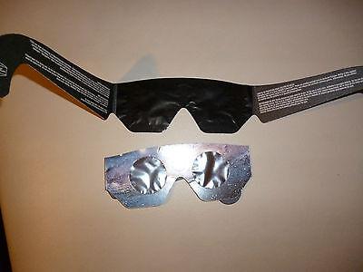 Sonnenfinsternis Schutzbrille 1999