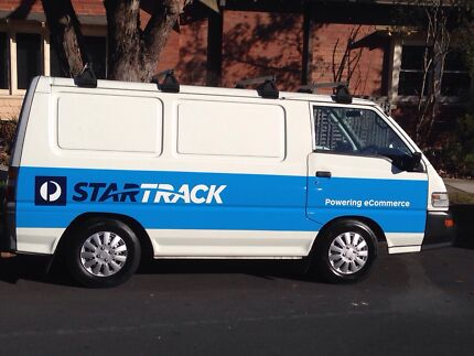 Mitsubishi express van 2008 low km  Chatswood Willoughby Area Preview