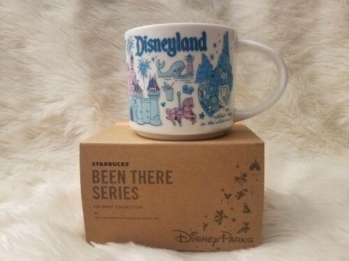 *FULL SIZE* Starbucks Disneyland Disney Parks BEEN THERE SER