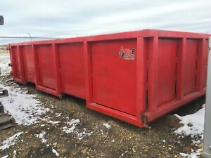 12 x 20 x 4 ft Oilfield shale / Mixing  bins for sale