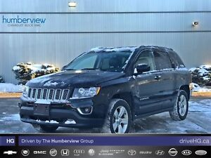 2016 Jeep Compass Sport/North 4WD  SUNROOF HEATED LEATHER 