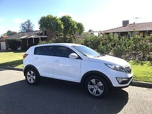 KIA SPORTAGE - AUTO - LOW 42,000 KM'S - FSH Bicton Melville Area Preview