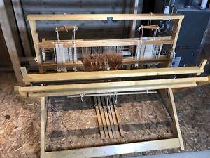 "Lillstina 46"" 4 shaft folding counterbalance loom"