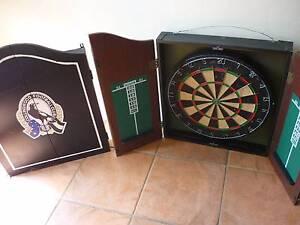 Collingwood Football Dartboard Cupboards, One with Dartboard. Prospect Launceston Area Preview