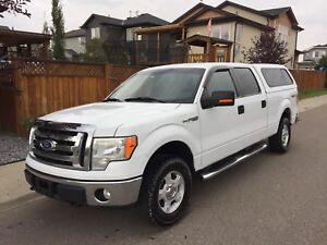 Ford F-150 xlt 2010 out of province