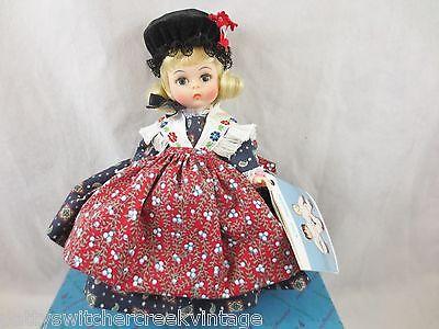 "Vintage Madame Alexander 8"" Doll with Original Box #563 GERMANY"