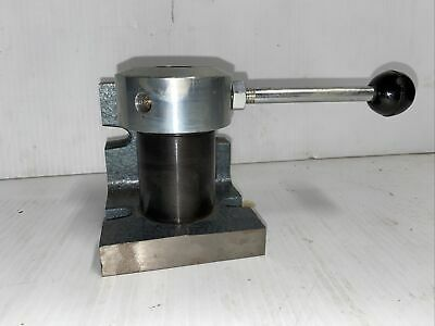 Horizontalvertical 5c Collet Holder Fixture Mill Workholding Chuck Cam Operated