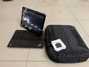 "Lenovo touchscreen 13""- New laptop bag- intel i7 8GB 128GB SSD"