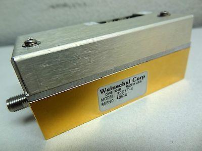 Weinschel Corp. Model 3201t-4 Programmable Attenuator Brand New Free Sh