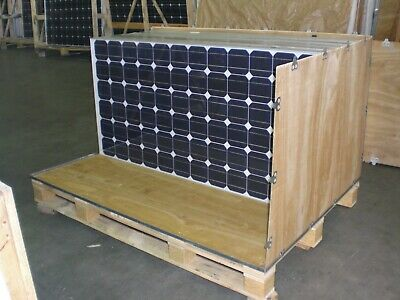 Pallet of 10 320W Mono Solar Panel For Home Solar System DIY KIT