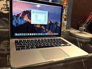 MacBook Pro, Retina Display, 2.6 ghz, i5 processor