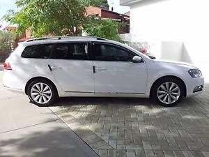 2012 Volkswagen Passat Turbo 7-spd Wagon Perth Perth City Area Preview