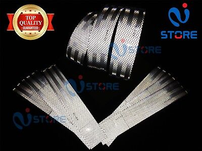 Dot-c2 Conspicuity Reflective Tape White Safety Warning Tractor Bus Car Rv Boat