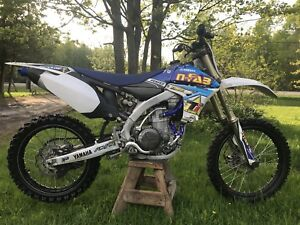 2012 YZ450F In Great Condition